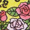 結び絵のバラ