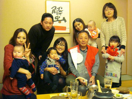 普段はみんなの前で泣かない父が 大阪市 R.Sさん